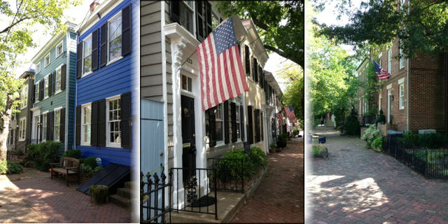 Old Town of Alexandria
